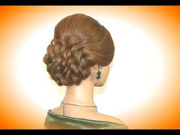 熱忱無國界 俄國造型師分享新娘編髮髮型0