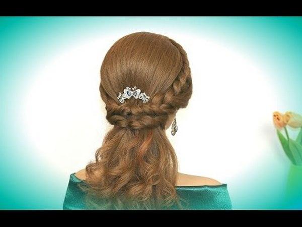 熱忱無國界 俄國造型師分享新娘編髮髮型1
