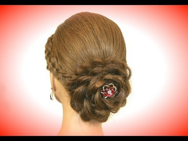 熱忱無國界 俄國造型師分享新娘編髮髮型2