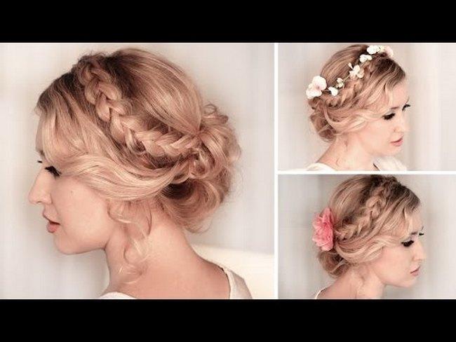 一同進入浪漫及時尚巴黎、米蘭編髮技巧05