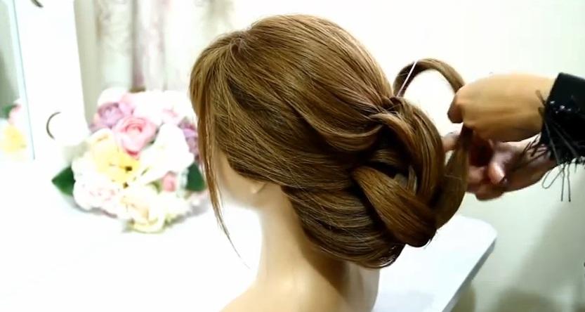 新娘秘書髮型教學