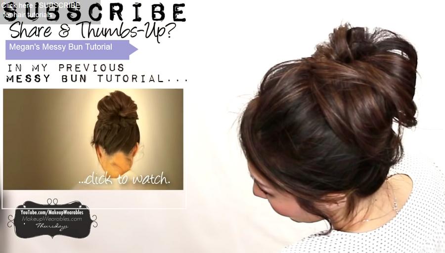 優雅簡潔的髮型教學網站06
