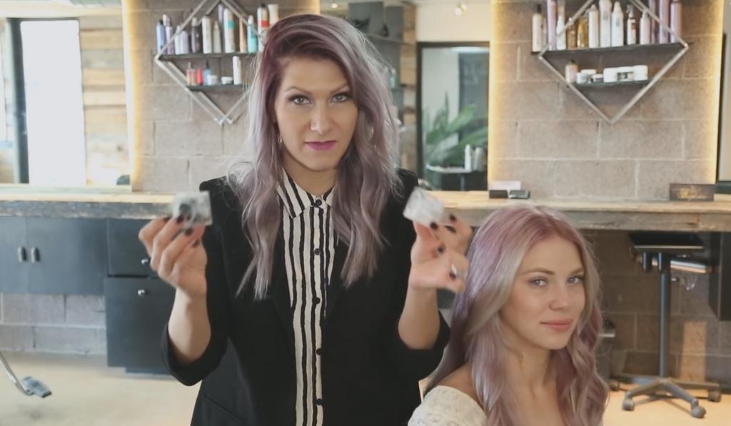 就是喜歡多變的髮型 快速編髮影音頻道02