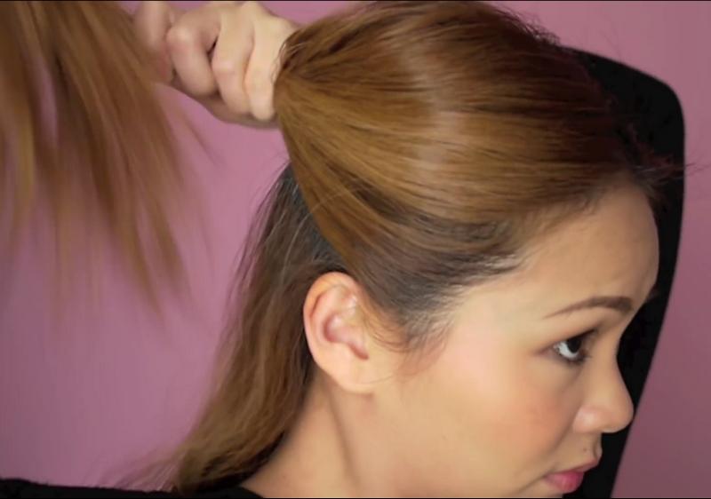 美麗從扭轉開始 編髮影片教學  05