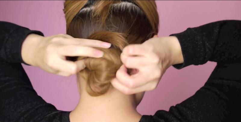 美麗從扭轉開始 編髮影片教學  06