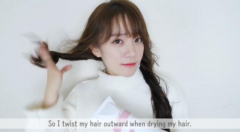 韓式約會&派對髮型教學04