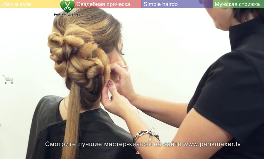 打破傳統綁髮的思維 創造獨有風格編髮教學06
