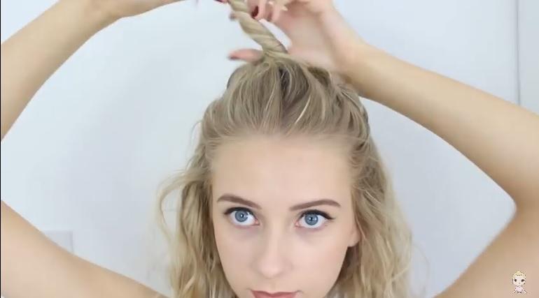十種短髮整理技巧教學 06