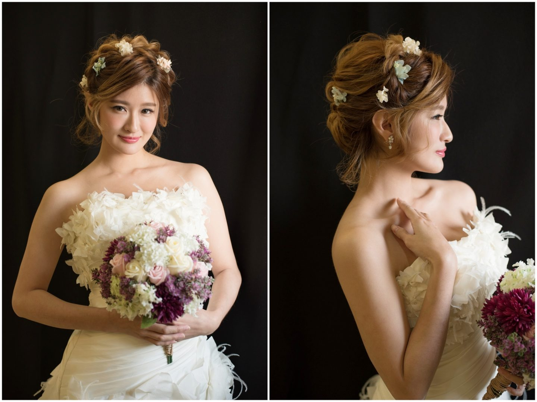 新娘造型 森林清新妝感 Yumi