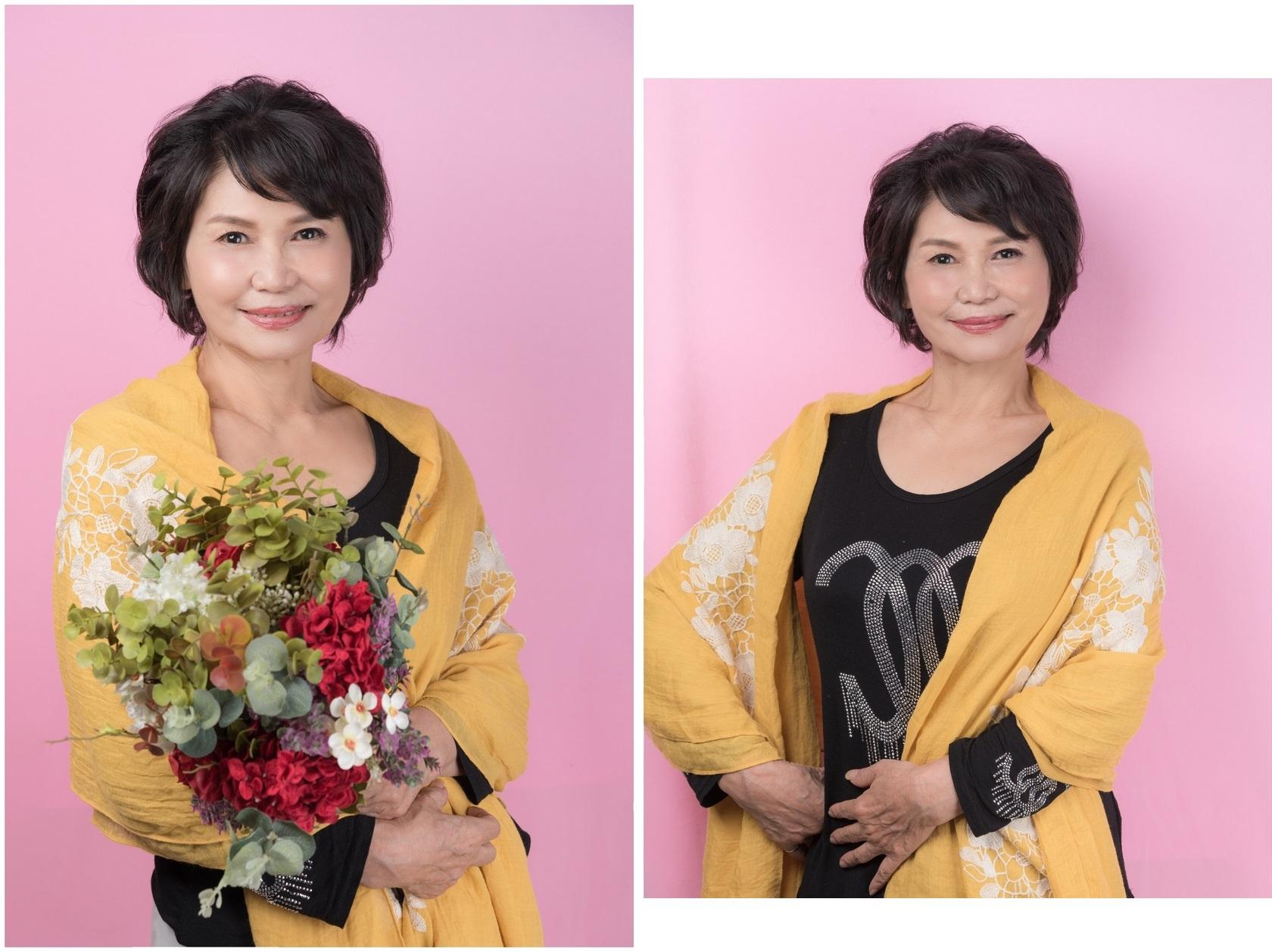 婆婆妝 媽媽妝髮造型 新娘秘書基礎班教學