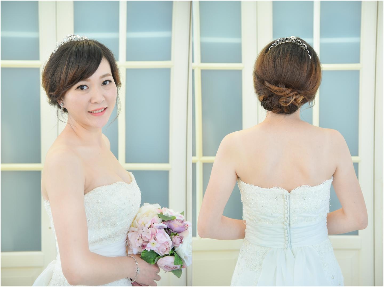 台北新秘課程推薦 學生新娘作品集