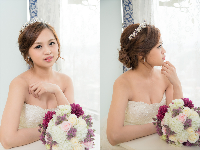 中永和新娘秘書課程 學生新娘作品集