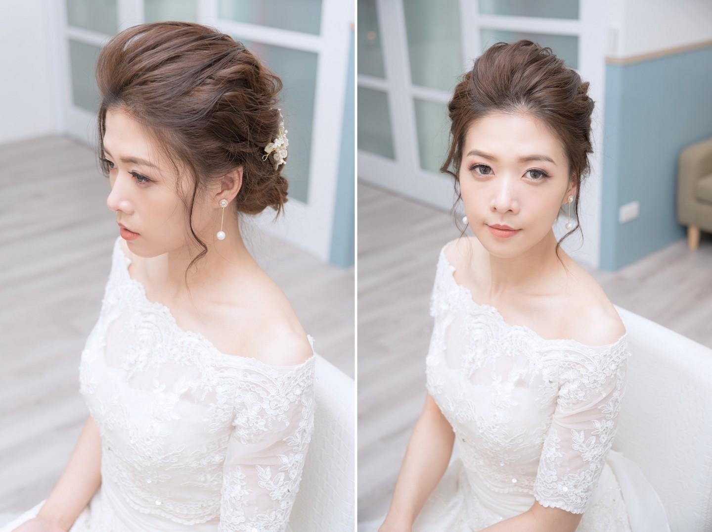 新娘髮型造型2018 海外造型師班 五日髮型教學課程