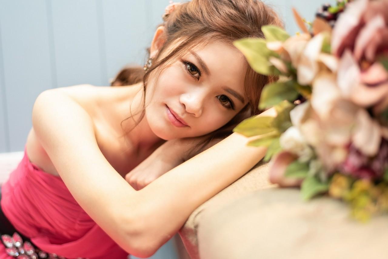 新娘秘書髮型進階課程 香港新娘造型師短期課程