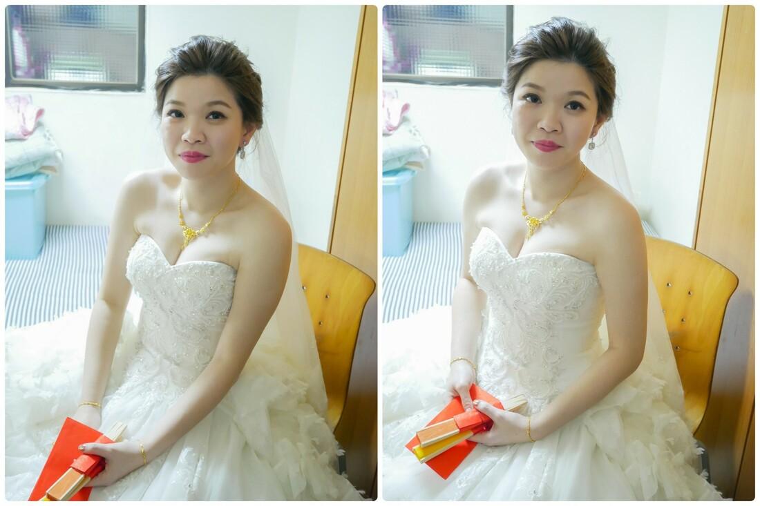 新店土城新娘秘書推薦 結婚宴客造型紀錄