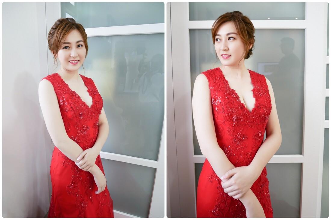 新娘秘書婚宴造型紀錄 台北公館水源會館