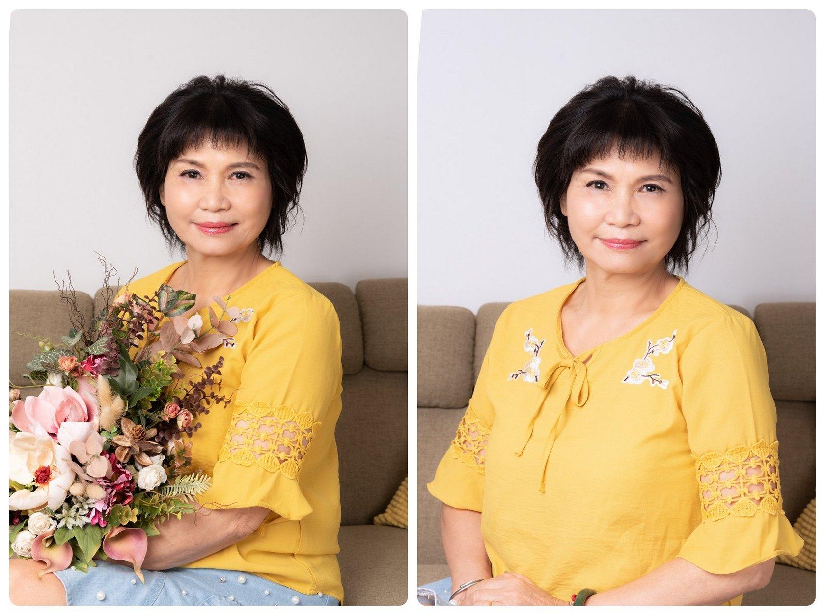 媽媽妝髮 髮型與彩妝造型設計 時尚妝容最美麗的主婚人