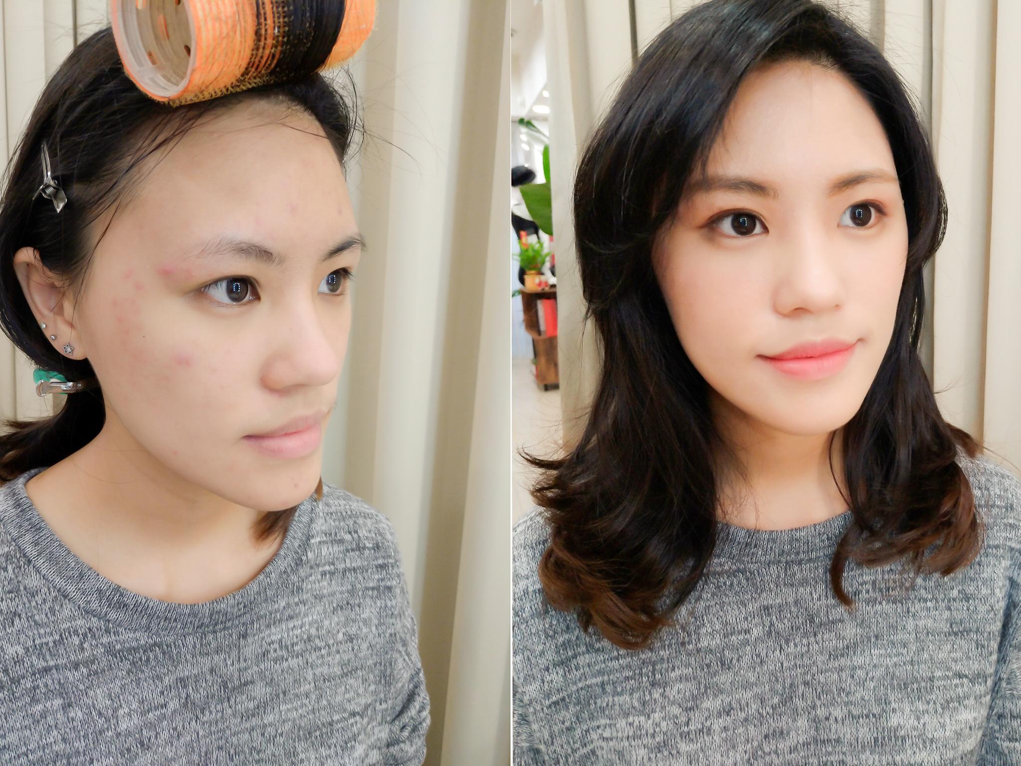 彩妝教學課程FOR個人一對一 遮瑕修飾化妝教學