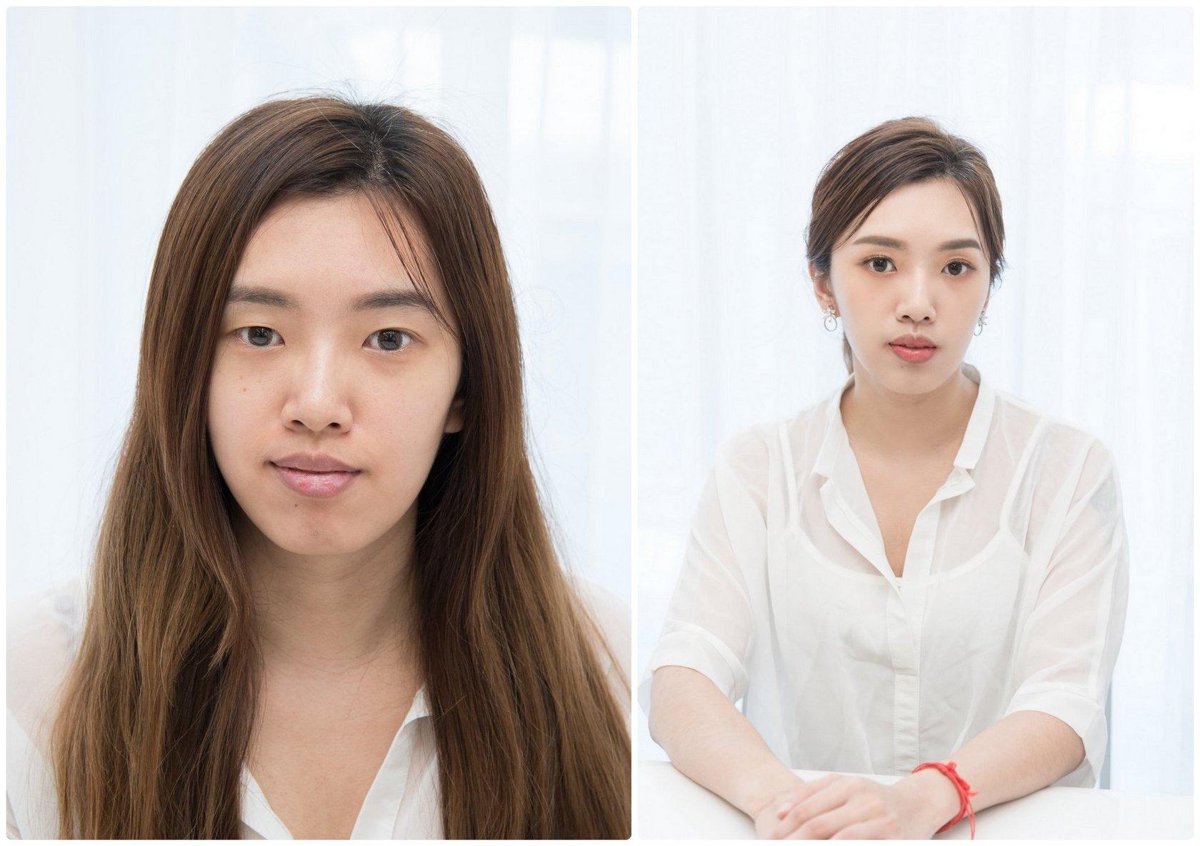 化妝課程教學 化出一個自信亮麗的上班妝