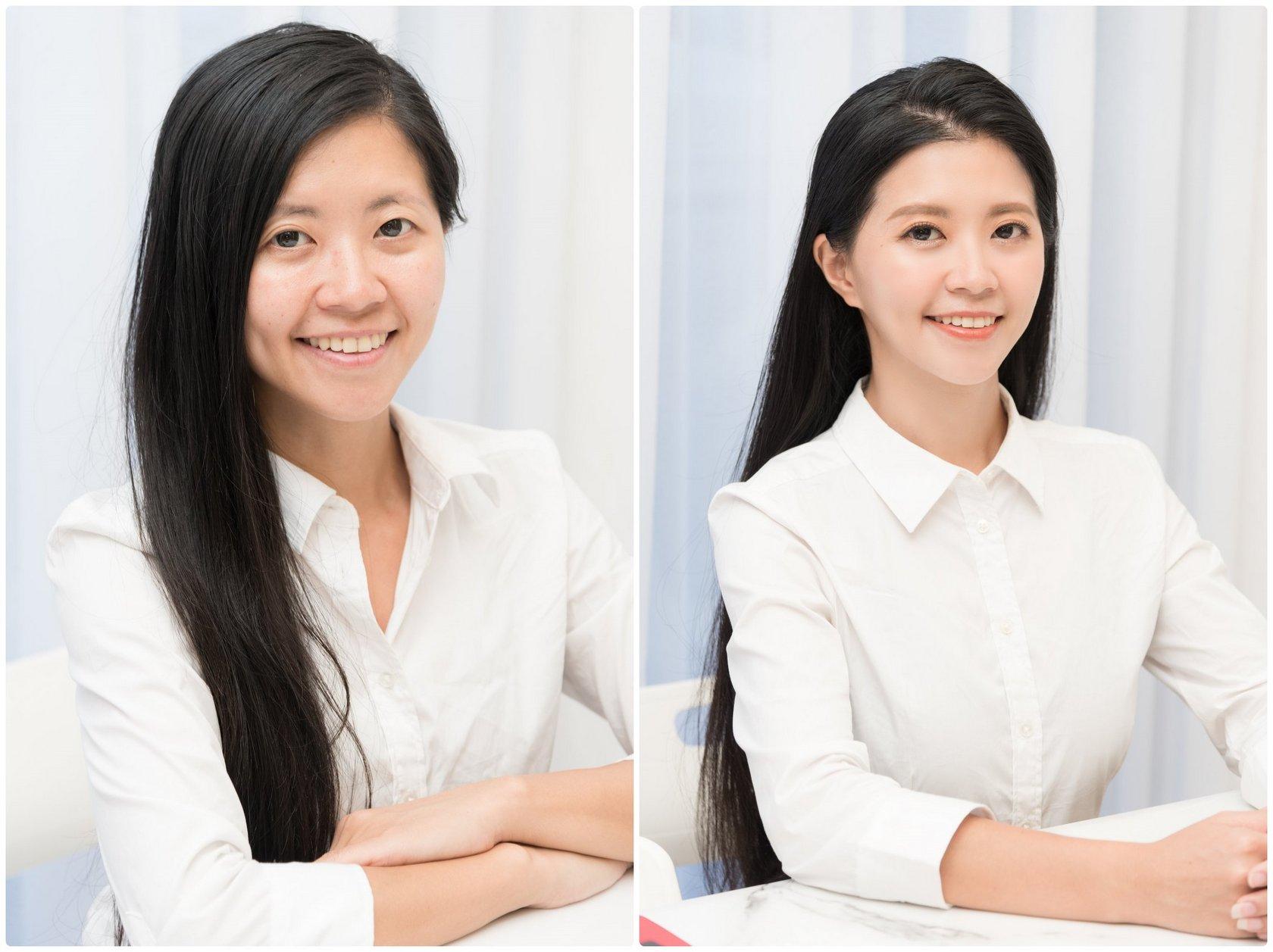 化妝教學推薦 一對一更為細緻的引導 了解自己的面容