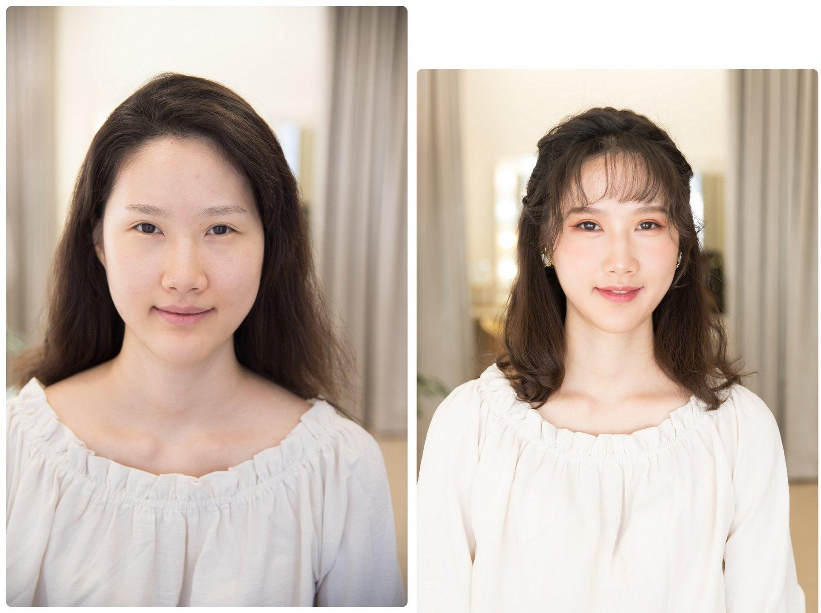 彩妝教學 新手化妝入門課程 快速完成上班妝
